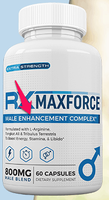 Rx Max Force Reviews – Better Size, Libido, Stamina & Best Performance!