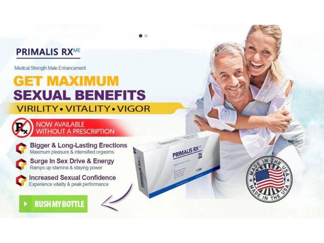 Primalis RX – Male enhancement! Does This Product Really Work?