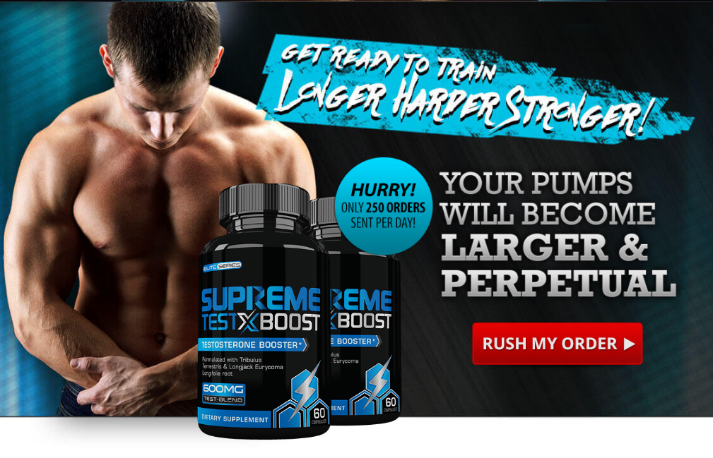 Supreme Test X Reviews – Boost Sex Stamina & Impressing your Partner!