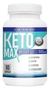 Keto Max Weight Loss