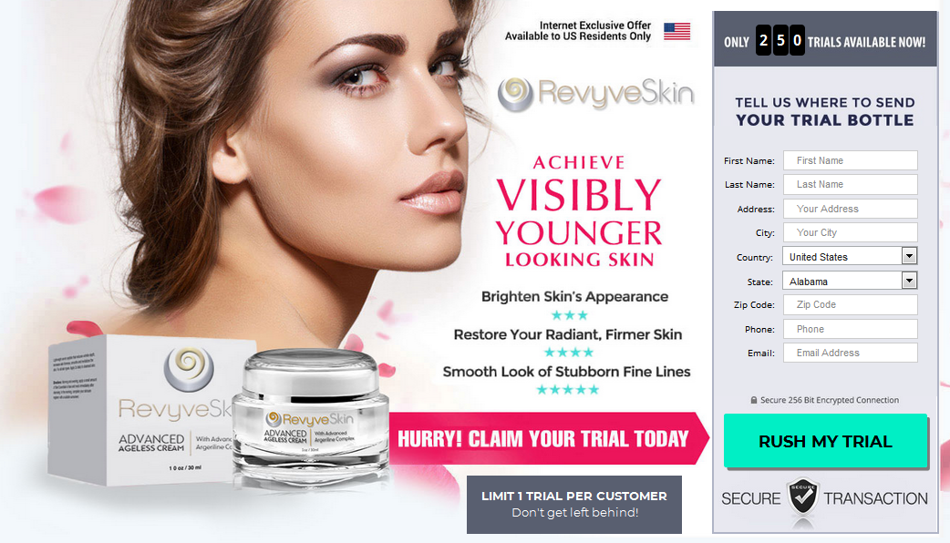 Revyve Skin Cream 1