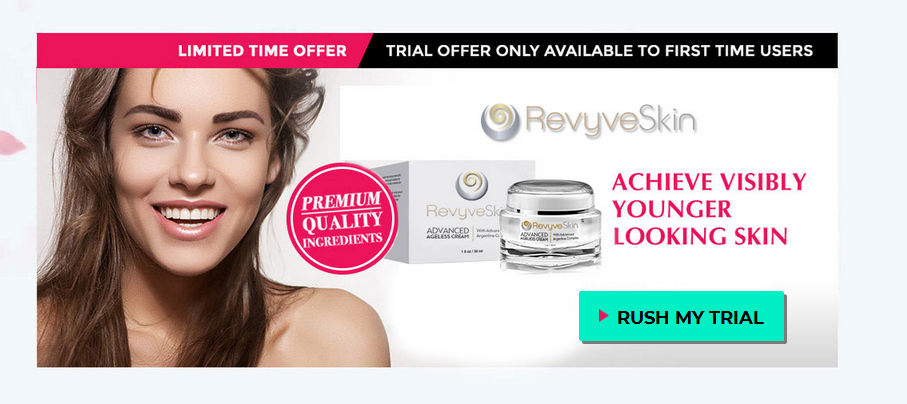 Revyve Skin Cream Reviews – Anti Aging Wrinkle Cream For Glowing Skin