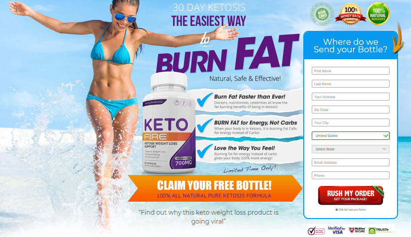 Keto Fire Diet 1