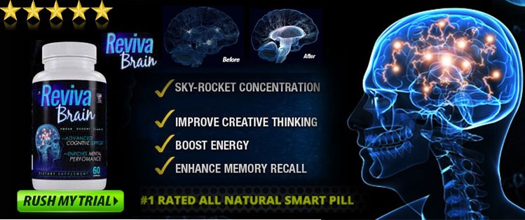 Reviva Brain Pill Reviews – A Nootropic Pill For Better Cognitive Skill!
