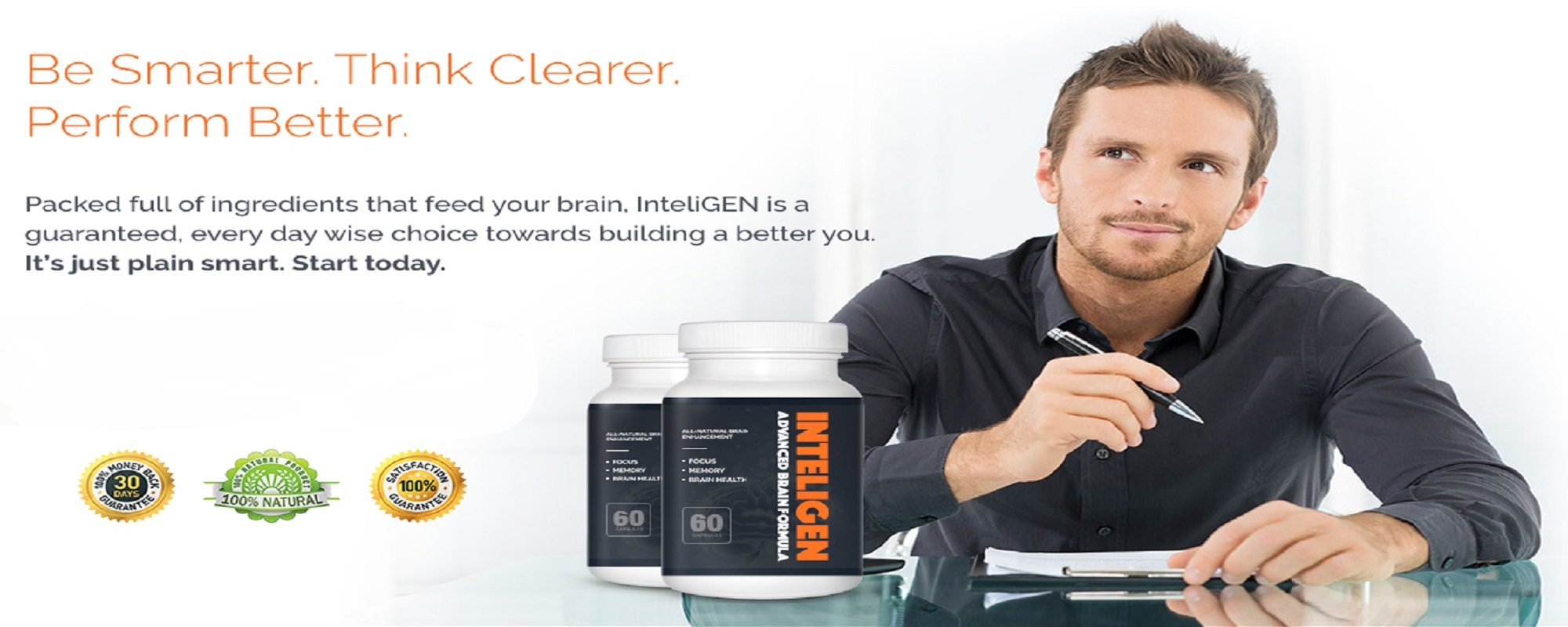 Inteligen – Enhances Power Of Attention & Concentration!