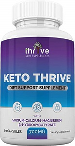 Keto Thrive Diet