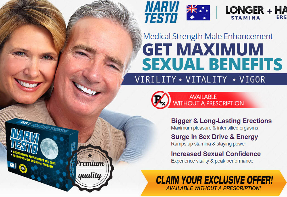 Narvi Testo Reviews – Easy Way To Boost Libido & Sex Drive!