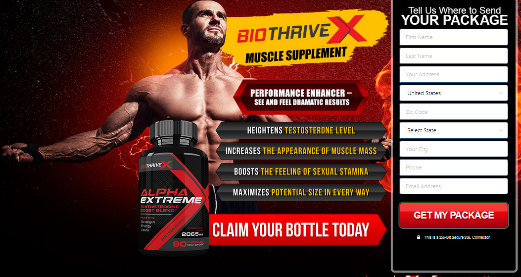 Bio Thrive Alpha Extreme - 2