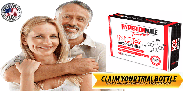 Hyperion Male No2 Booster – Sexual stamina & improve sex performance!