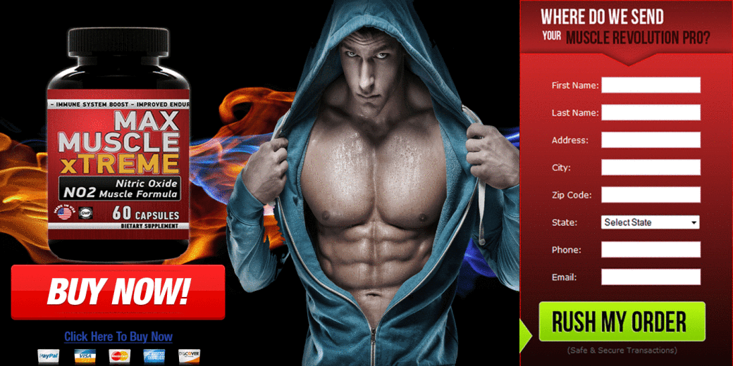 Max Muscle Xtreme - 2