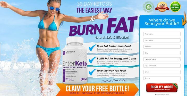Upfront Nutrition Enter Keto-2