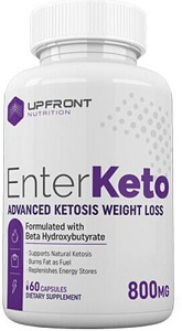 Upfront Nutrition Enter Keto