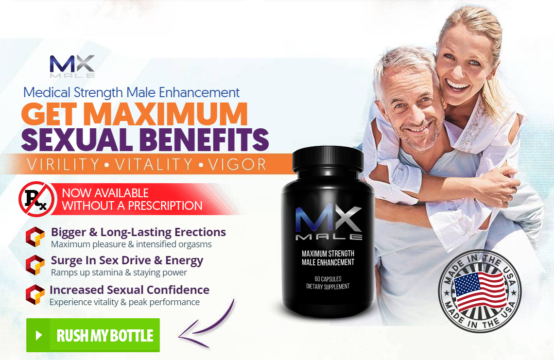MX Male Enhancement – Men Performance Pills! Read Benefits & Buy!