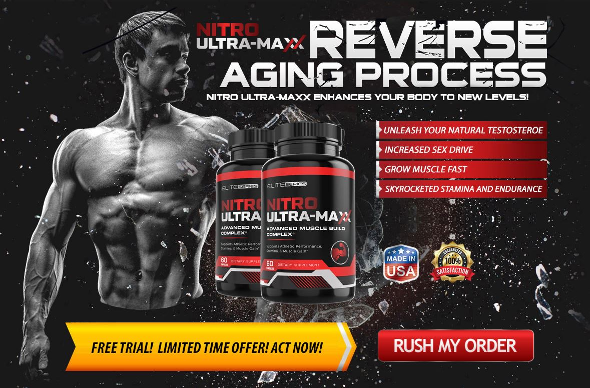 Nitro Ultra Maxx Reviews – Muscle Building Formula To Achieve Goals!