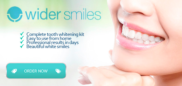 Wider Smiles Teeth Whitening – Get White Teeth With Beautiful Smile!