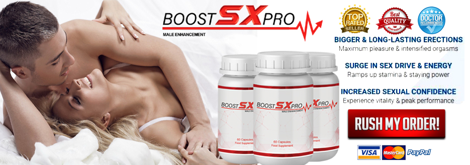 Boost SX Pro – Male Enhancement Pills, Read Ingredients & Where To Buy