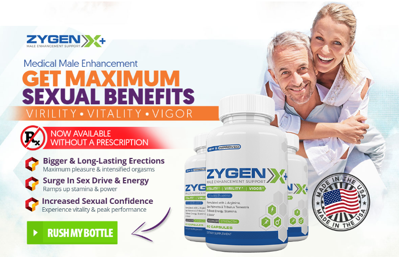 ZyGenX Reviews – Male Enhancement Pills To Increase Sex Performance!