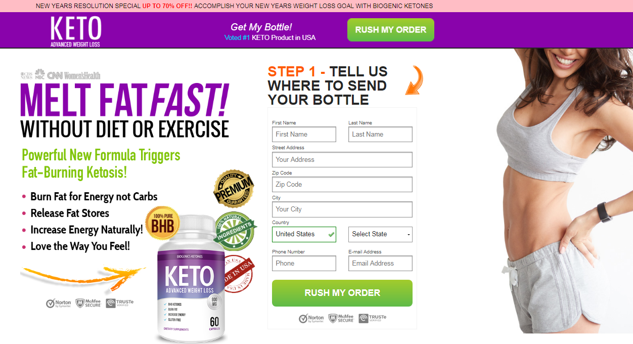 Biogenic Ketones – Healthy And Easy Way To Burn Body Fat!