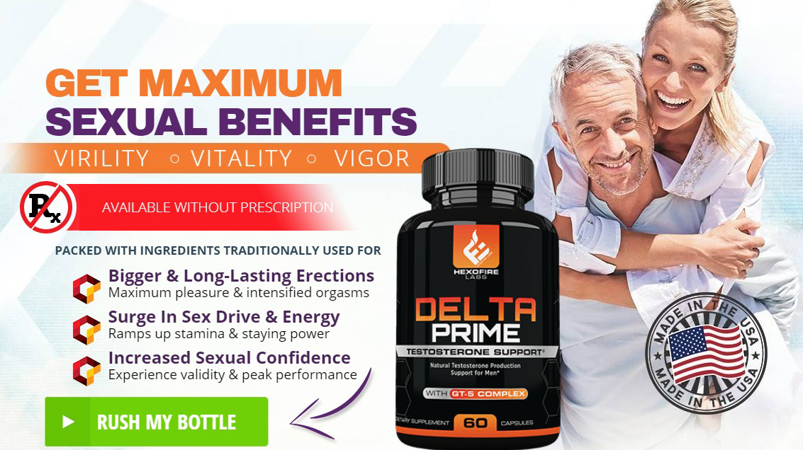 Delta Prime – Read More About Amazing Testosterone Supplement Here!
