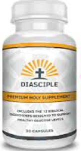 Diasciple Diabetes Supplement