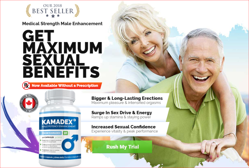 Kamadex – Male Enhancement Supplement For Get Better Sexual Health!