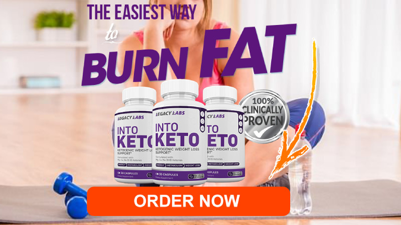 Legacy Labs Into Keto - 2