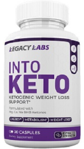 Legacy Labs Into Keto