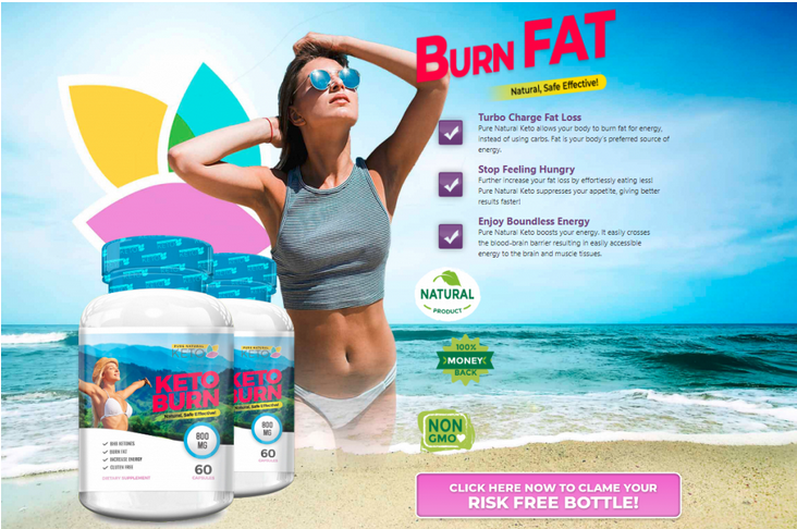 Pure Natural Keto (UK) – Burn Unwanted Fat & Get Slim Shape! Price