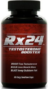 RX24 Testosterone Booster