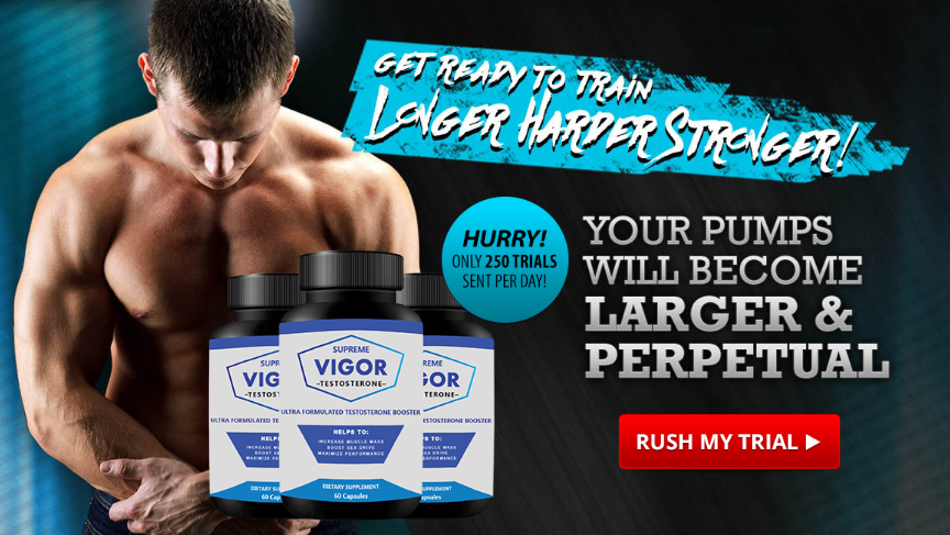 Supreme Vigor – Does It Really Work Testosterone Booster Pills?