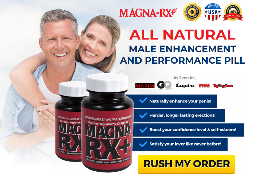 Magna RX Male Enhancement Pills Insurance