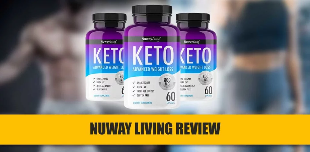 Nuway Living Keto Reviews – New Shark Tank Diet Pills For Weight Loss!