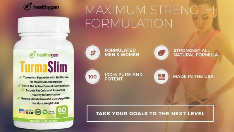 TurmaSlim Reviews – Burn Stubborn Fat & Get Slim Figure! Price,Buy