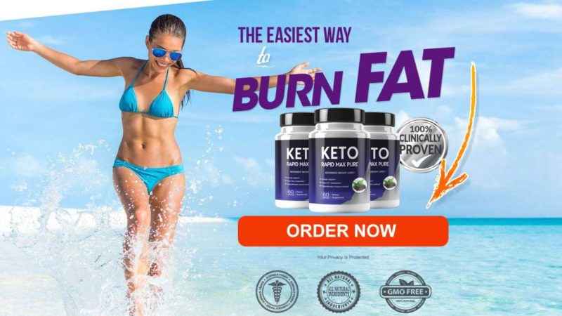 Keto Rapid Max Pure Reviews – Natural Ketogenic Shark Tank Diet Pills!