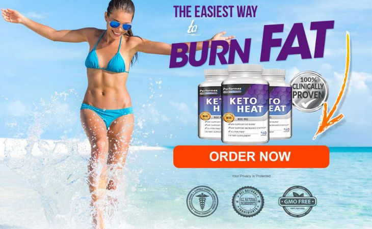 Performex Keto Heat – Shark Tank Diet Pills To Helps Reduce Weight!