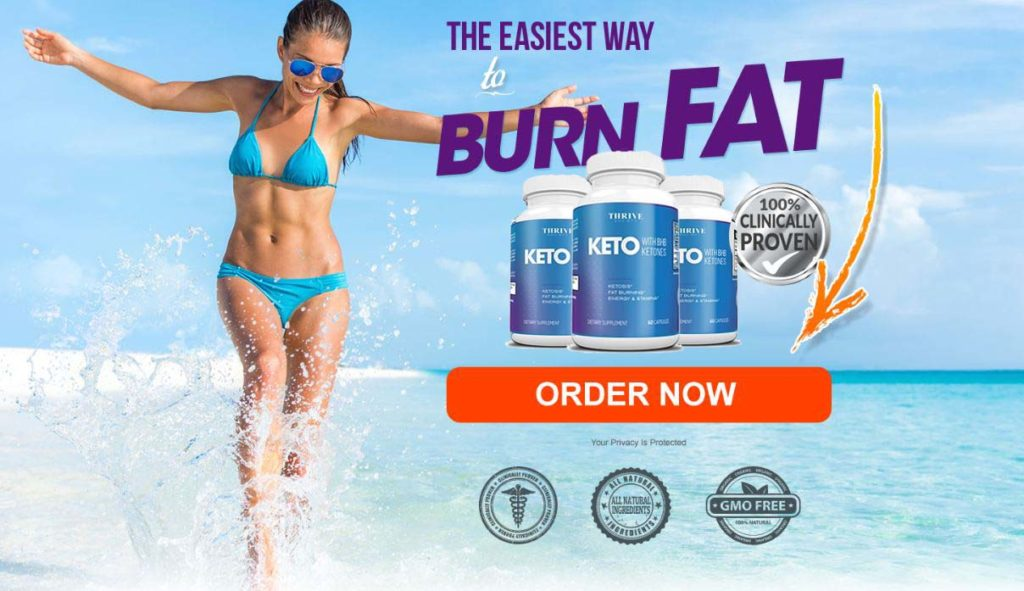 Thrive Society Keto Shark Tank – Burn Calories To Get Slim Figure! Buy