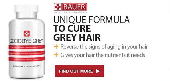 Goodbye Grey Reviews – Effective Formula To Cure Grey Hair! Price, Buy