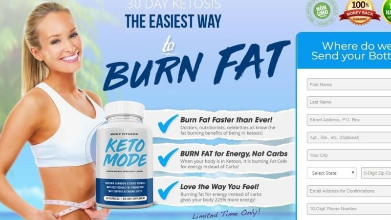 Keto Mode Diet Reviews – Get Rid Of Stubborn Fat With Shark Tank Pills!
