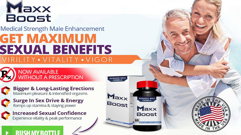 Maxx Boost Pro Reviews – Boost Testosterone Level & Get Ripped Muscle!