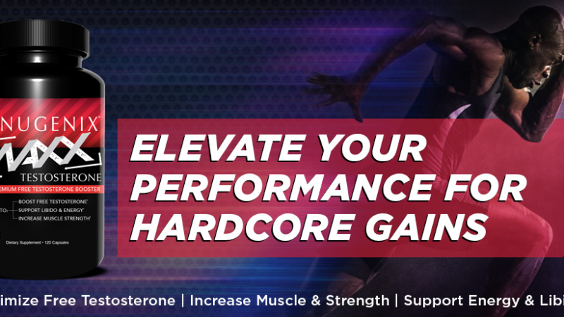 Nugenix Maxx Reviews – Increase Testosterone & Energy Level Easily!