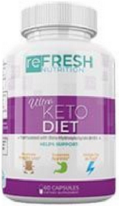 Refresh Ultra Keto