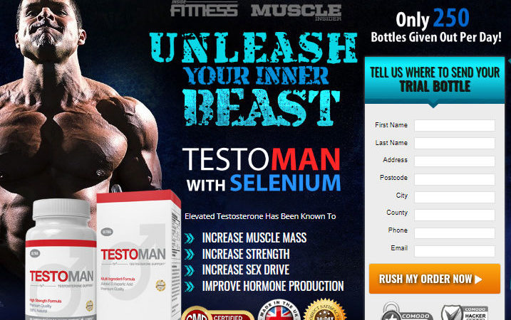 Ultra Testoman Reviews – Testosterone Support Formula to Boost Stamina!