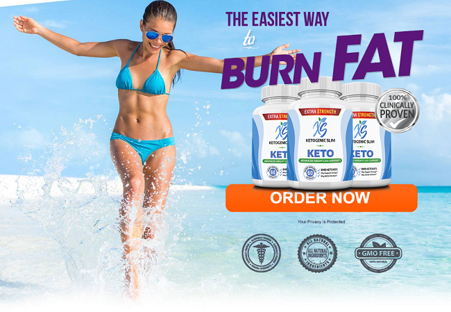 XS Ketogenic Slim Keto -1