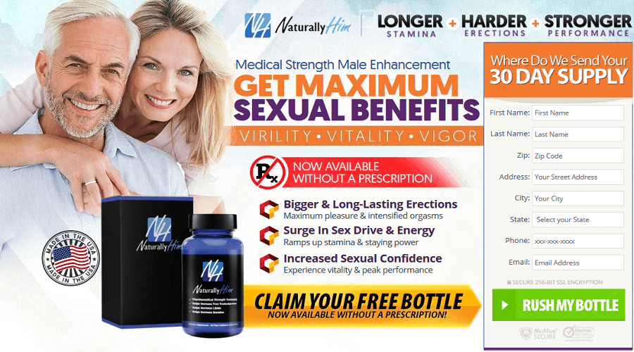 Naturally Him Male Enhancement 1