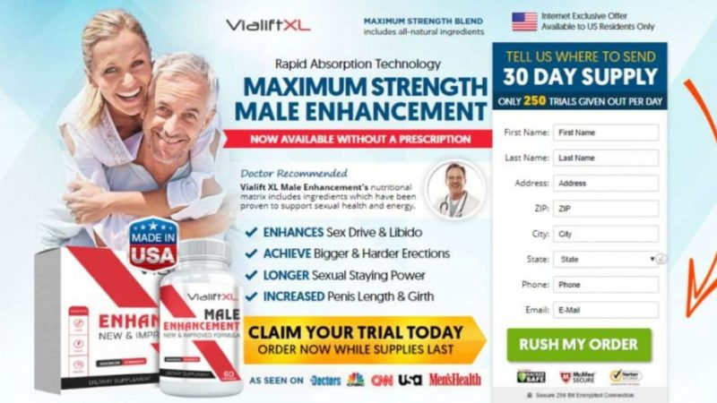 Vitalift XL ME Reviews – Pills to Lift Up Your Performance in Bed! Scam