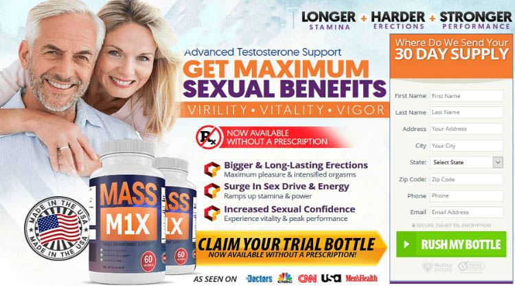 Mass M1X Male Enhancement – New Me Pills for Maximum Performance!
