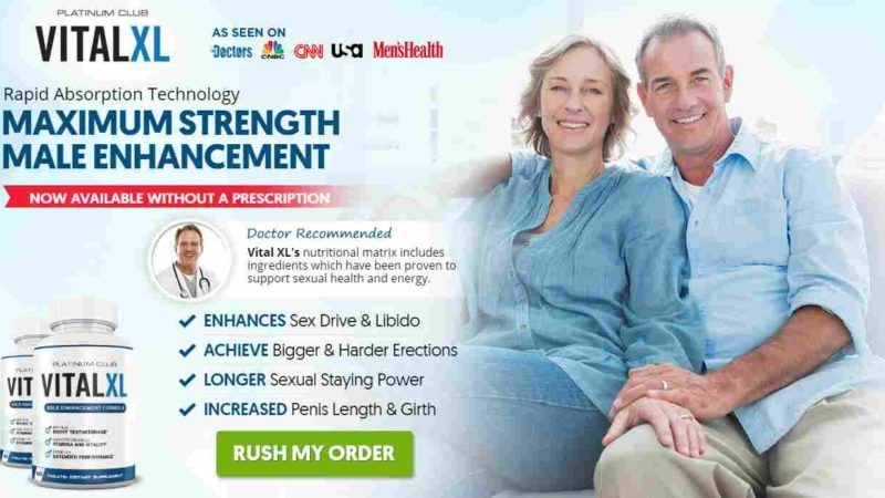 Vital XL Male Enhancement – ME Pills for Long Lasting Pleasure! Reviews