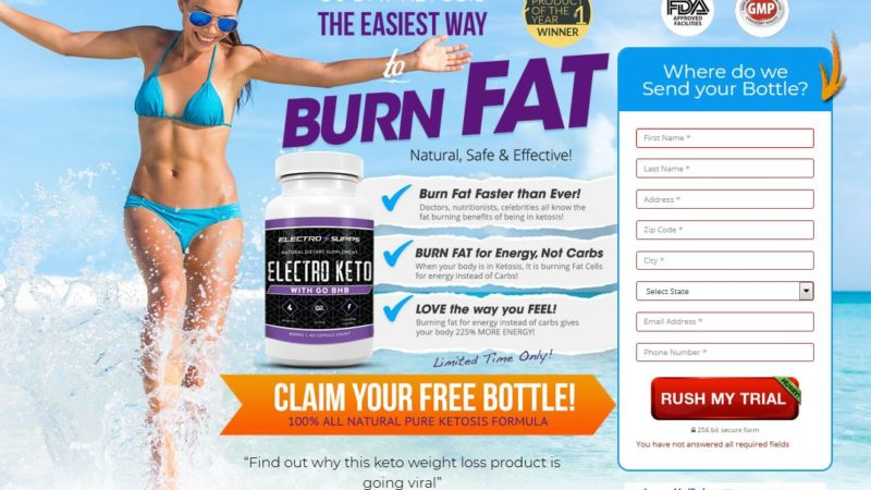 Electro Keto Reviews – Weight Loss ElectroKeto for Slim Figure! Price, Buy