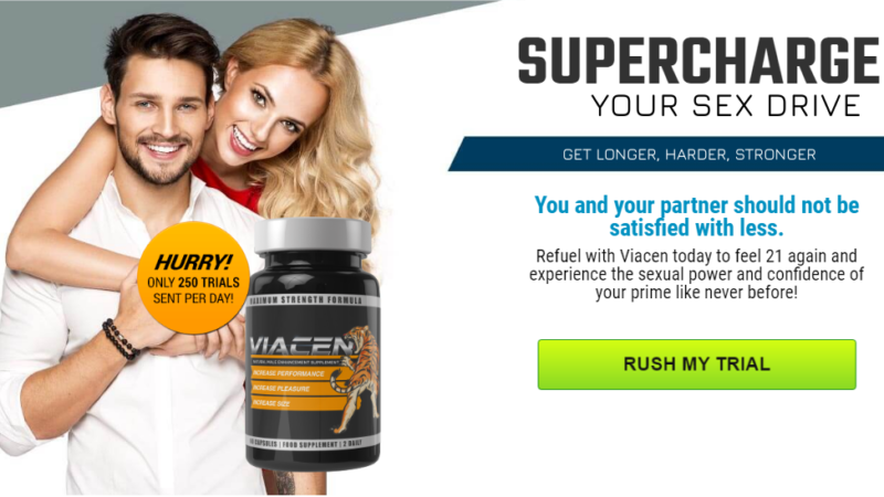 Viacen Male Enhancement (Review 2020)- How Does It Really Work?