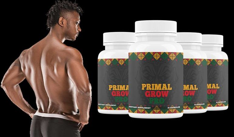 Primal Grow Pro : Men Health Pills Trial, Read Reviews, Buy!
